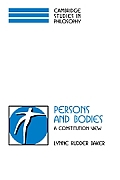 Persons and Bodies: A Constitution View