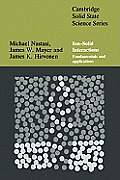 Ion-Solid Interactions: Fundamentals and Applications