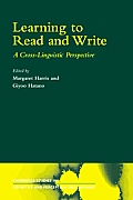 Learning to Read and Write: A Cross-Linguistic Perspective