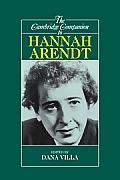 The Cambridge Companion to Hannah Arendt