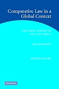 Comparative Law in a Global Context: The Legal Systems of Asia and Africa