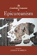 The Cambridge Companion to Epicureanism