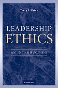Leadership Ethics An Introduction
