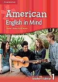 American English in Mind Level 1 Teacher's Edition