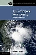 Spatio-Temporal Heterogeneity: Concepts and Analyses [With CDROM]