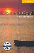 Apollo's Gold Level 2 Book with Audio CD Pack