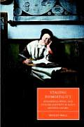 Staging Domesticity: Household Work and English Identity in Early Modern Drama
