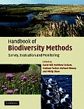 Handbook of Biodiversity Methods: Survey, Evaluation and Monitoring