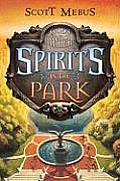 Gods of Manhattan 02 Spirits in the Park