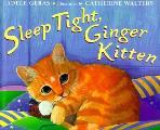 Sleep Tight Ginger Kitten