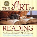 Art Of Reading Forty Illustrators 40th A