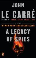 A Legacy of Spies: George Smiley 9