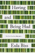 Having & Being Had