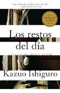 Los restos del dia Spanish language edition of The Remains of the Day