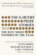 O Henry Prize Stories100th Anniversary Edition 2019