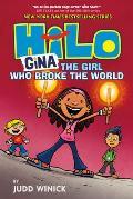 Hilo 07 Gina The Girl Who Broke the World