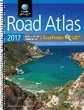 2017 Road Atlas Midsize Easy Finder
