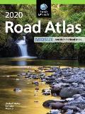 Rand McNally 2020 Road Atlas Midsize