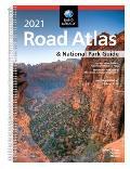 Rand McNally 2021 Road Atlas & National Park Guide
