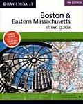 Street Guide Boston/ Eastern Massachusetts (Rand McNally Street Guides)