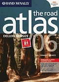 Road Atlas 2006 Deluxe Mid Size Us Canad