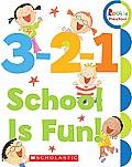 3-2-1 School Is Fun! (Rookie Preschool--My First Rookie Reader)