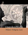 Unspoken Worlds