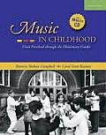 Music In Childhood From Preschool Thro