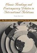 Classic Readings & Contemporary Debates in International Relations