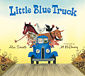 Little Blue Truck Lap Board Book