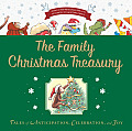 Family Christmas Treasury with CD & downloadable audio