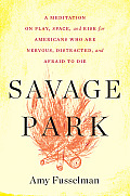 Savage Park A Meditation on Play Space & Risk for Americans Who Are Nervous Distracted & Afraid to Die