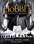 Hobbit The Battle of the Five Armies Official Movie Guide