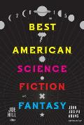 The Best American Science Fiction and Fantasy: 2015