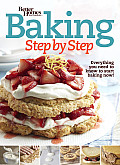 Better Homes & Gardens Baking Step by Step Everything You Need to Bake at Home