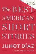 Best American Short Stories 2016