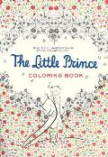 Little Prince Coloring Book Beautiful Images for You to Color & Enjoy