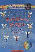 Rainbow Magic 7 Volume Boxed Set Books 1 7 With Charm