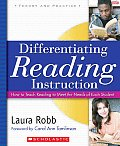 Differentiating Reading Instruction How to Teach Reading to Meet the Needs of Each Student