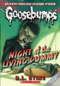 Goosebumps 07 Night of the Living Dummy Classic Goosebumps 01