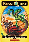 Beast Quest 10 Vipero The Snake Man