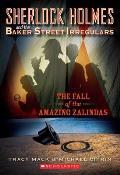 The Fall of the Amazing Zalindas (Sherlock Holmes and the Baker Street Irregulars #1), 1