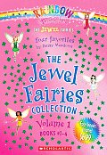 Jewel Fairies Collection Volume 1 Books 1 4