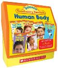 Science Vocabulary Readers: Human Body: Exciting Nonfiction Books That Build Kids' Vocabularies