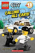 Lego City Calling All Cars