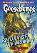 Goosebuimps 23 Return Of The Mummy