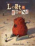 Lost & Found Three by Shaun Tan