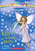 Ocean Fairies 01 Ally the Dolphin Fairy