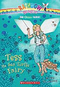 Ocean Fairies 04 Tess the Sea Turtle Fairy