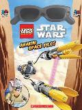 LEGO Star Wars Anakin Space Pilot 3D